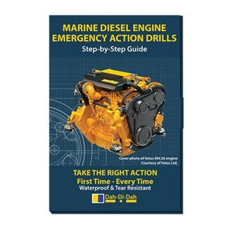 Dah-Di-Dah Marine Diesel Engine Emergency Action Drills
