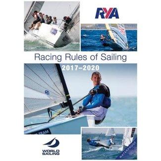 RYA RYA Racing Rules of Sailing 2017-2020