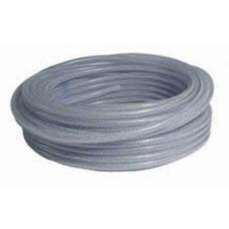 Pirates Cave Value Clear Braided Reinforced Hose Per Metre
