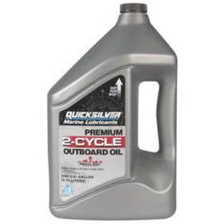 Quicksilver Quicksilver TCW/3 2-Stroke Premium Outboard Oil