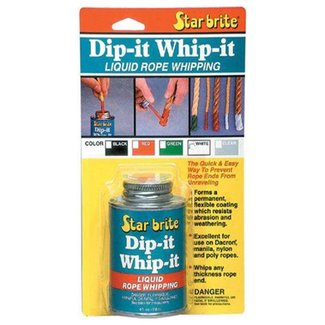 Starbrite Dip-it Whip-it Liquid Rope Whipping from Starbrite