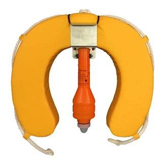 Pirates Cave Value Horseshoe Complete Set Lifebuoy Bracket & Light