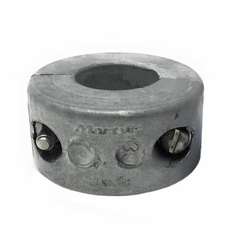 MGDUFF MG Duff Zinc Shaft Collar Anodes (20-35mm)