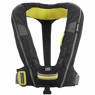 Spinlock Spinlock Deckvest LITE+ Plus Life Jacket with Harness 2019 Black