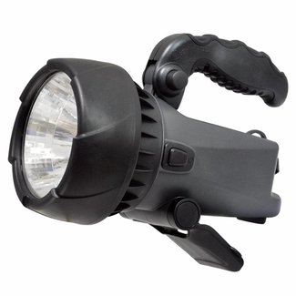 Pirates Cave Value Rechargeable 3 Watt LED Torch / Spotlight