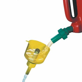 Funnel with Fuel Filter