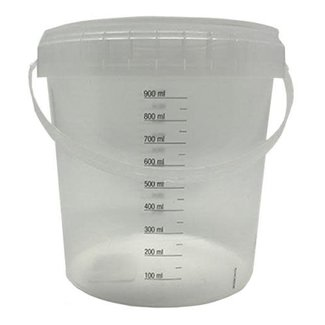 West System Graduated Mixing Pot 1L