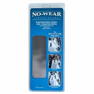 Wear & Tear Pads Stainless Steel