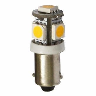 Pirates Cave Value LED Bulb 12V BA9S 0.9W 61 Lum.