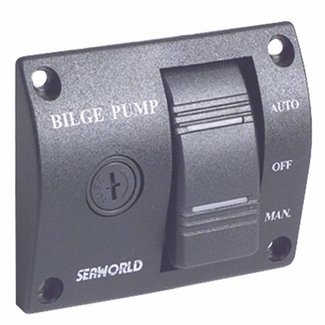 Osculati Bilge Pump Switch Panel 12V