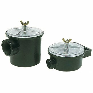 Pirates Cave Value Engine / Utility Water Filter Strainer