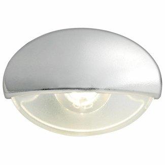 Osculati Courtesy LED Light Waterproof Chromed