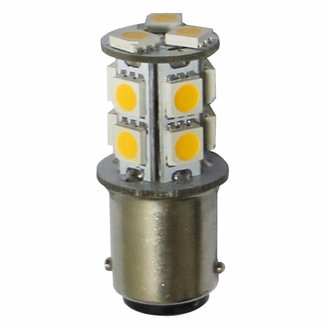 Pirates Cave Value LED Bulb for Spotlights, BA15D Screw