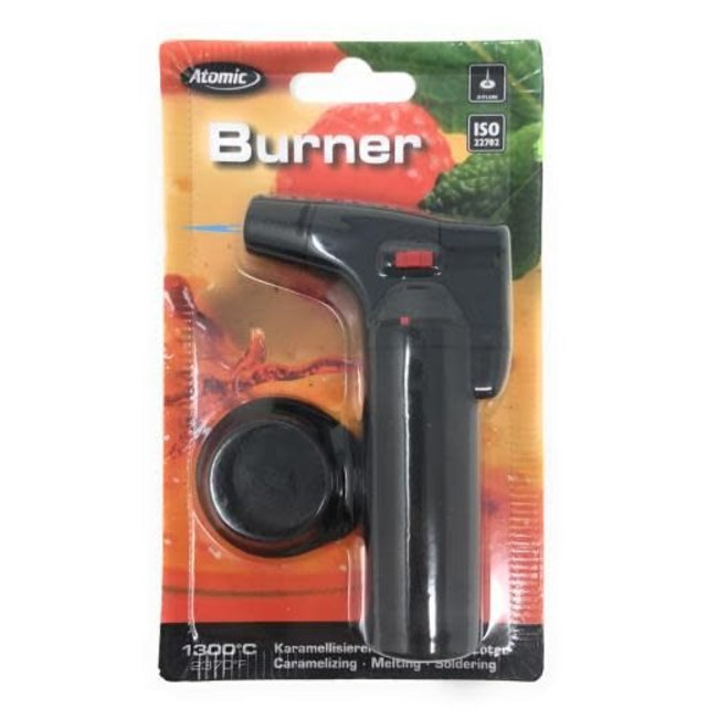 Refillable Lighter With Windproof Turbo Flame