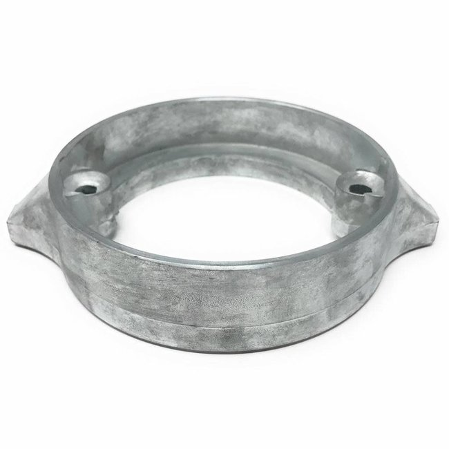 Reduced Depth Zinc Collar Anode for Volvo 280/290 Duo-Prop 0.5kg