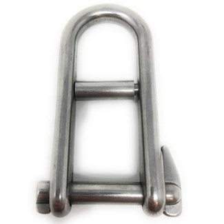 Proboat Key Pin Shackle + Bar S/S (5-8mm)