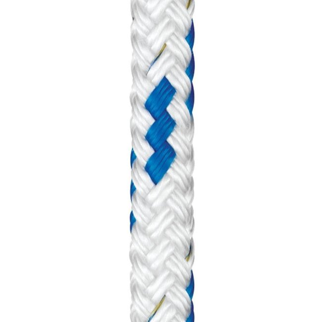 Braid on Braid Polyester Colour Fleck Rope