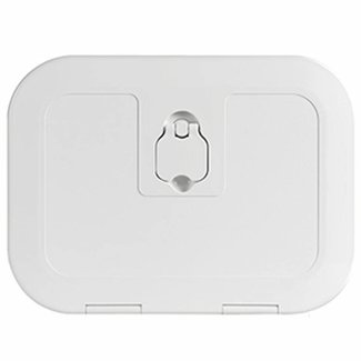 Pirates Cave Value Flush Inspection Hatch White 380 x 280 (Cut 310 x 210)