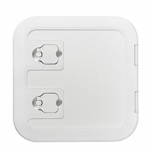Flush Inspection Hatch White 375 x 375 (Cut 300 x 300)