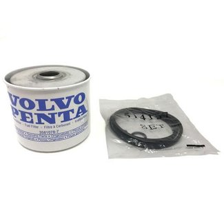 Volvo Volvo Fuel Filter Insert 3581078