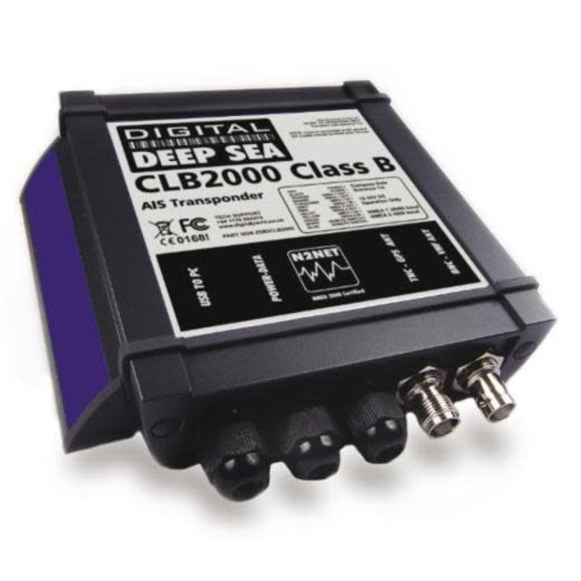 Digital Yacht CLB2000 Class B Transponder (Supplied with Celcombination VHF/ GPS Antenna