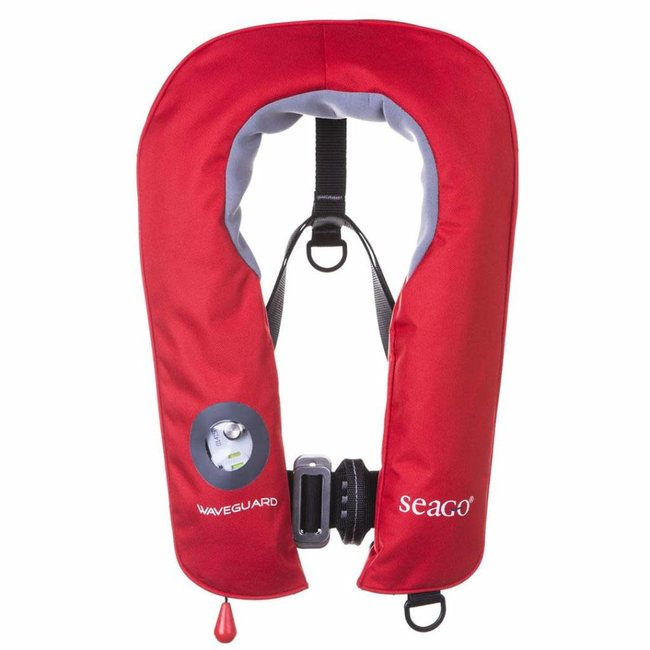 Seago Seago Waveguard Junior 150 Pro Sensor & Harness Life Jacket