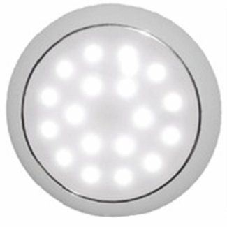 Osculati LED Ceiling Light Recessless Day/Night