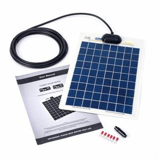Solar Technology Flexi Solar Panel Kit Basic