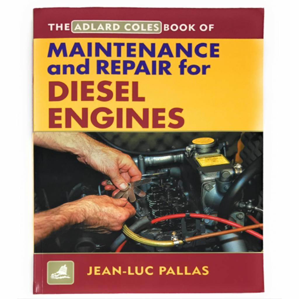 Adlard Coles Maintenance & Repair for Diesel Engines - Pirates Cave  Chandlery