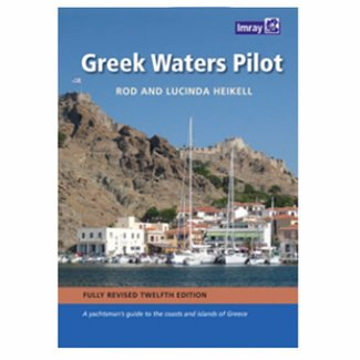 Imray Greek Waters Pilot, 12th Edition