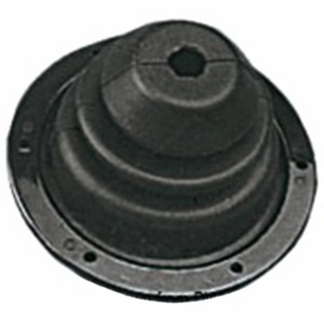 Cable/Steering Gland Rubber Bellow Witches Hat
