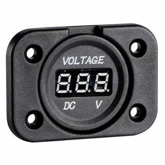 Pirates Cave Value Digital Voltmeter 8-32V