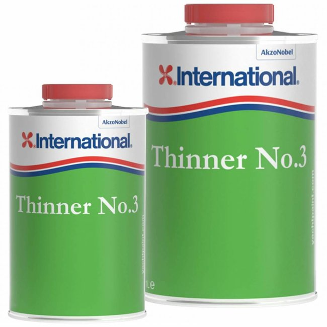 International International Thinners Number 3