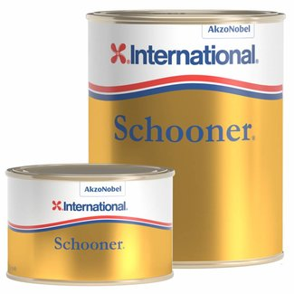 International International Schooner Varnish