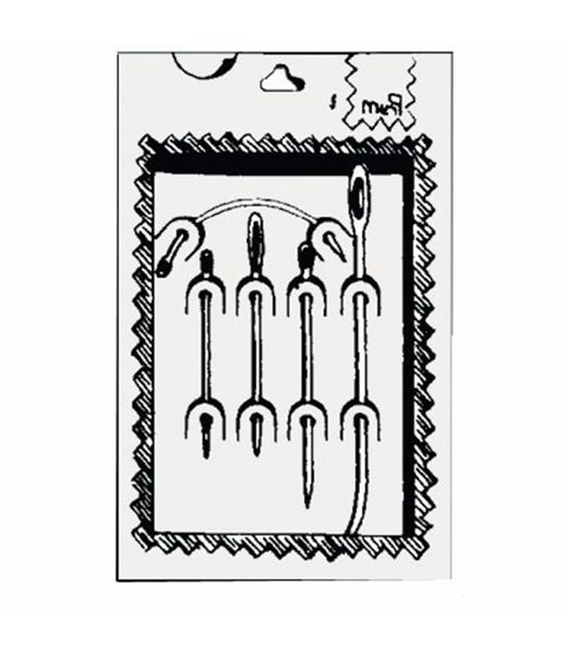 Pirates Cave Value Sail Needles Set of 5