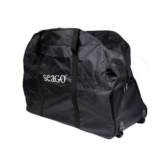 Seago Seago Folding Bike Bag with Wheels