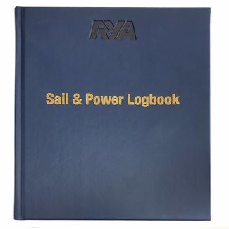 RYA G109 RYA Sail & Power Logbook
