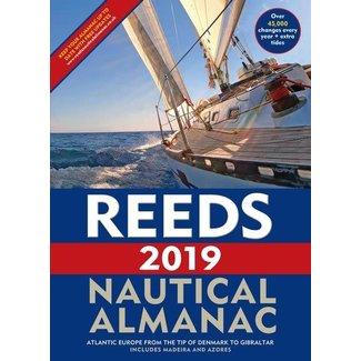 Reeds Reeds Nautical Almanac 2019