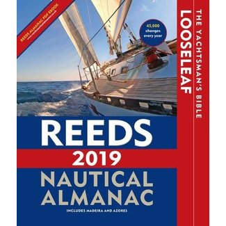 Reeds Reeds Nautical Looseleaf Almanac 2019