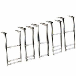 Osculati Telescopic Ladder for Gangplanks 316 Stainless