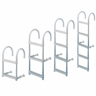 Waveline Waveline Aluminium Anti Slip Boarding Ladder