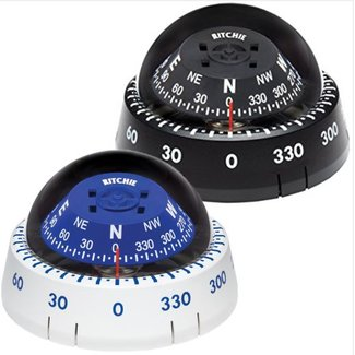 Ritchie Ritchie Kayaker Surface Mount Compass