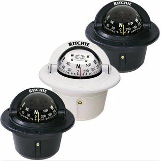 Ritchie Ritchie Explorer Flush Mount Compass