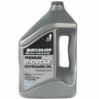 Quicksilver Quicksilver Premium Plus TCW/3 2-Stroke Outboard Oil 4L