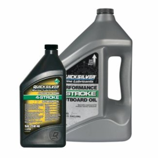 Quicksilver Quicksilver Performance 4-Stroke Outboard Oil