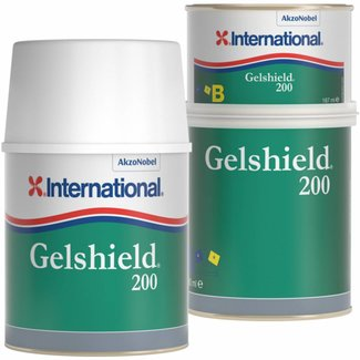 International International Gelshield 200