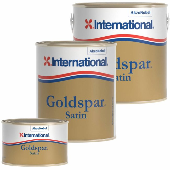 International International Goldspar Satin Varnish