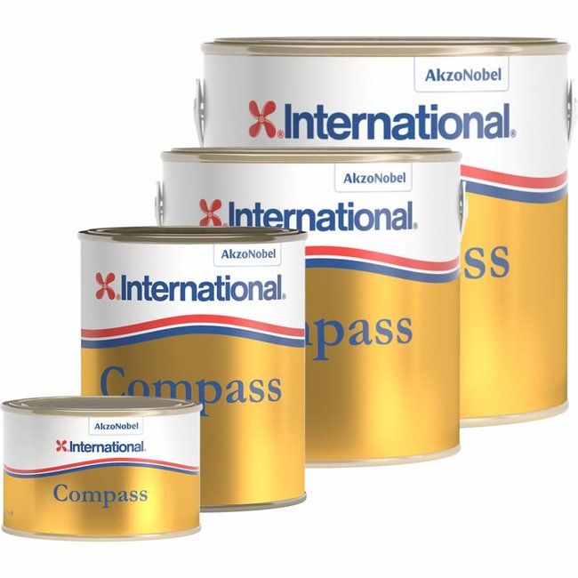 International International Compass Varnish