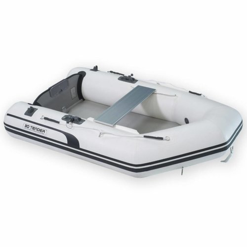 3D Tender 3D Tender Superlight Twin Air Inflatable Dinghy White 250 2.5m
