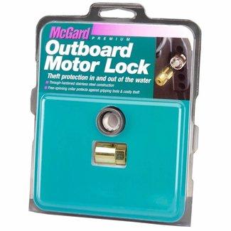 "McGard Marine Single Outboard Motor Lock 5/16""-18 Thread Size"